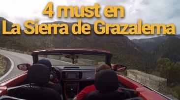los cuatro pueblos más bonitos de la sierra de grazalema