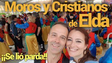 fiestas de moros y cristianos en elda