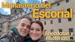 visita al monasterio del escorial