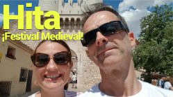 Fiesta medieval en Hita