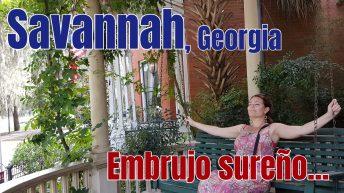 savannah, georgia: que ver y donde comer