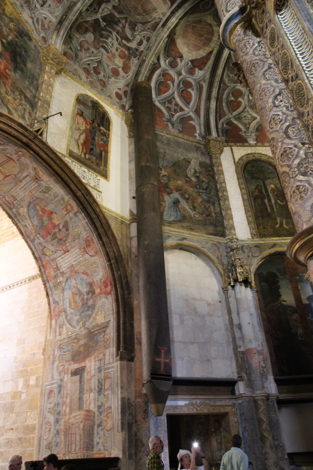 capilla del convento de jesus