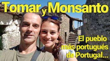 Visita a Tomar y Monsanto
