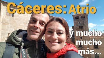 visita a Cáceres y Atrio restaurante