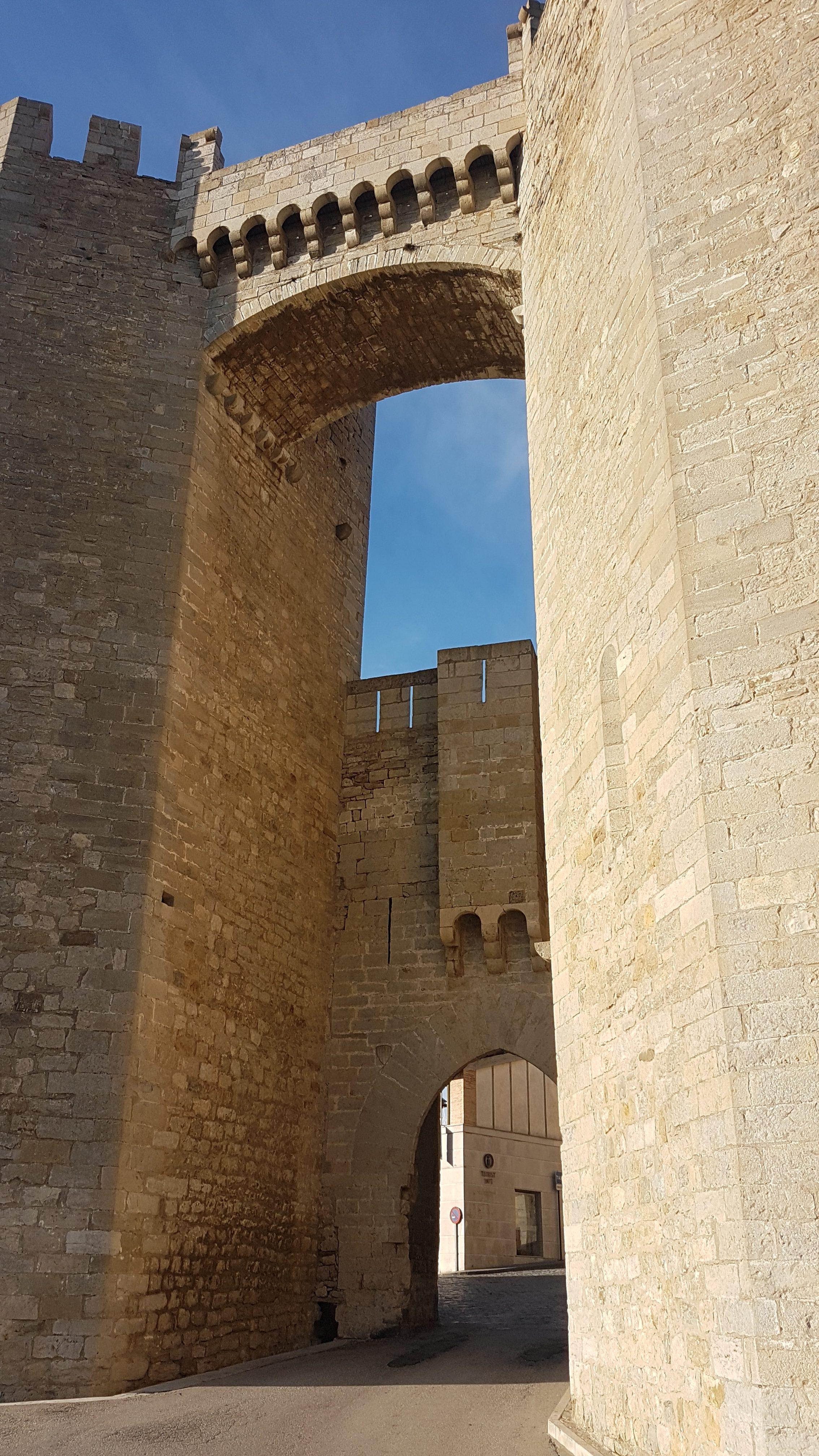 Puerta de San Miguel, morella