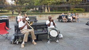 jackson square, visita a nueva orleans