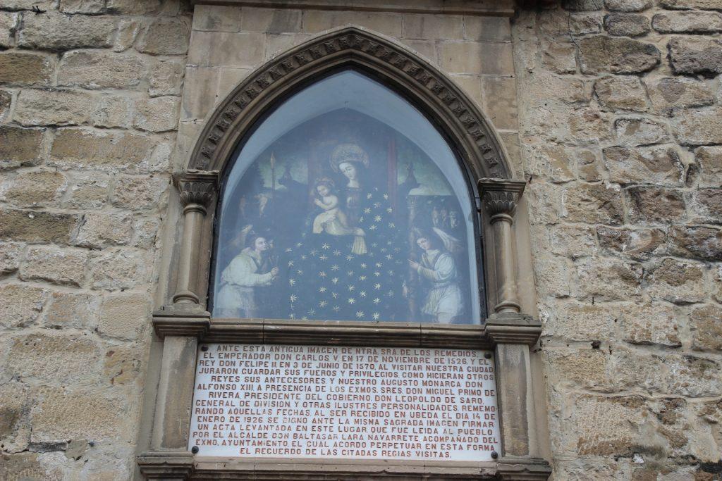 Virgen de los Remedios, Ubeda