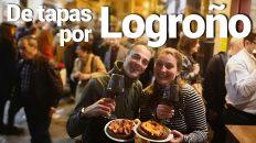 De tapas por Logroño