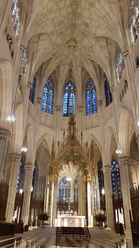 Catedral de Saint Patrick de Nueva York
