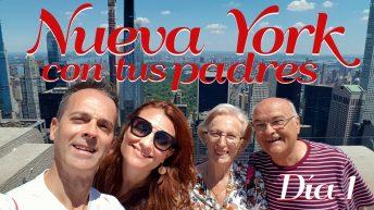 Nueva York con tus padres