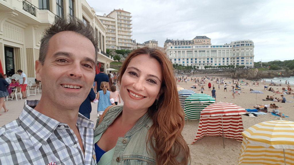 Grand Plage de Biarritz