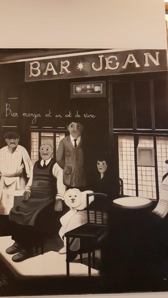 bar Jean en Biarritz