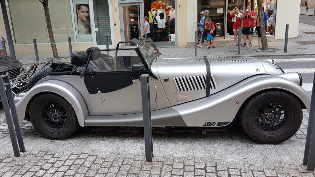 Biarritz glamour