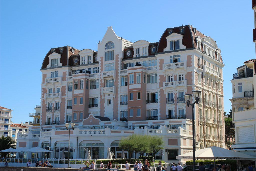 Grand Hotel en San Juan de Luz