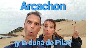 Arcachon y la duna de Pilat