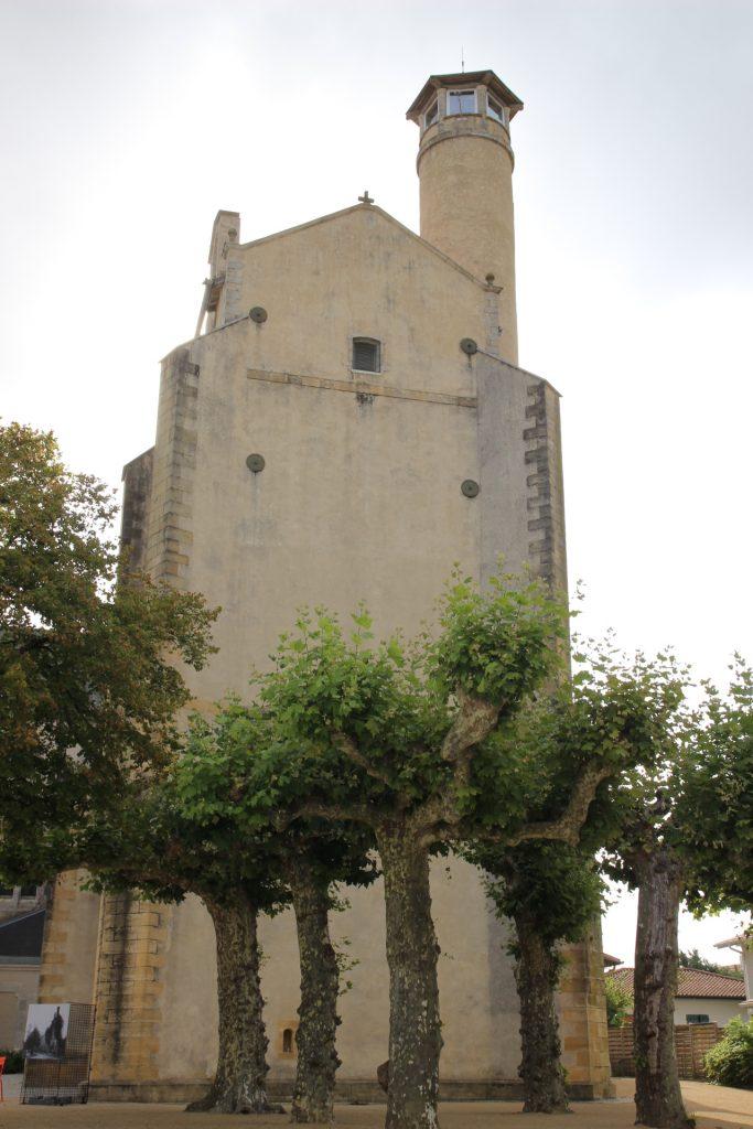 Iglesia San Nicolás, Capbreton
