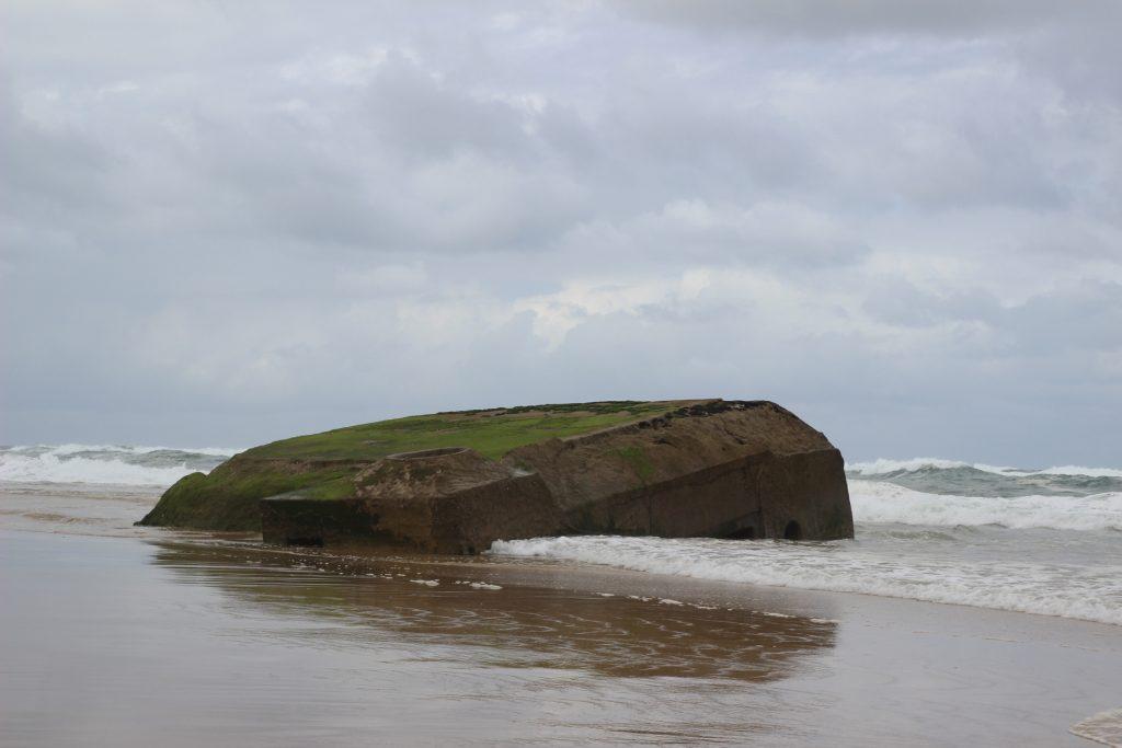 Bunker capbreton