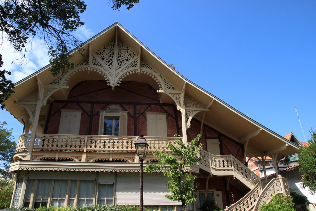 Villa Toledo en Arcachon