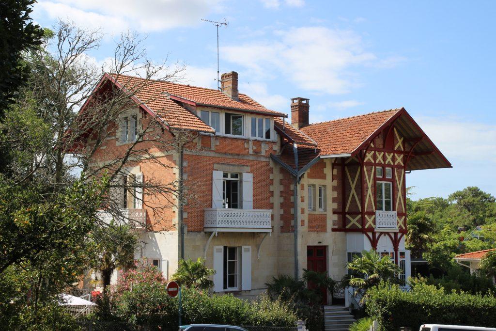 Casa ville d'hiver en Arcachon