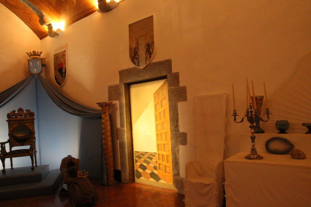 Castillo de Dalí en Púbol