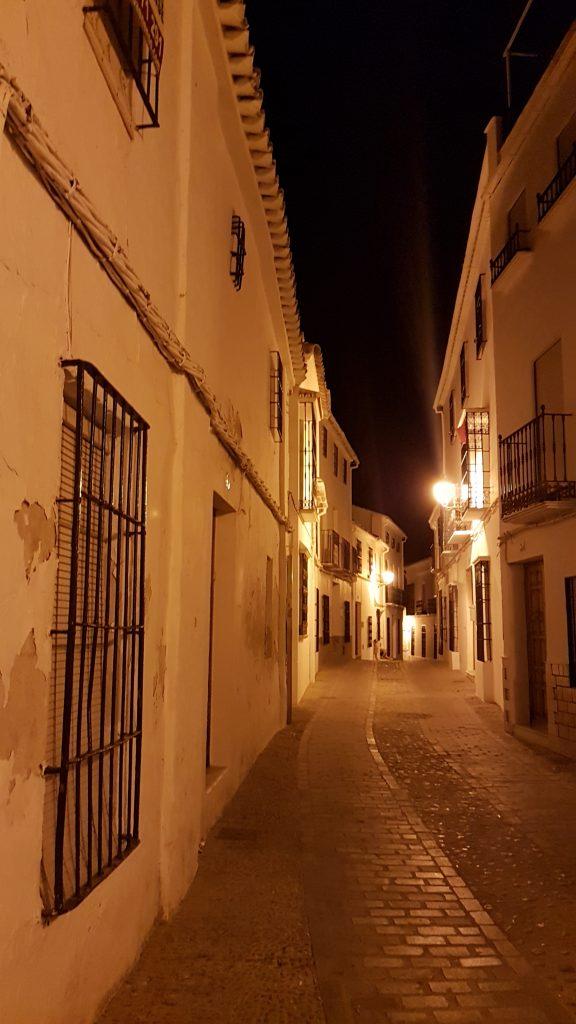 Calles de Zuheros