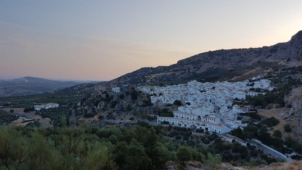vistas de Zuheros