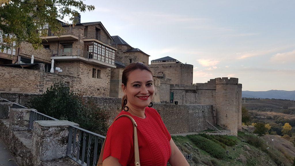 Murallas y castillo de puebla de sanabria