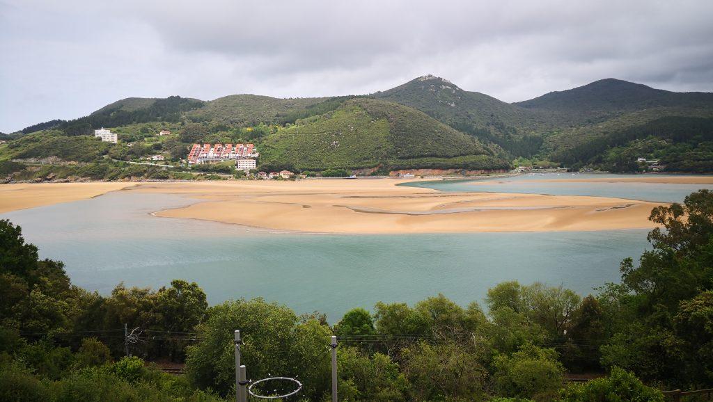 Playa de Laida, Mundaka