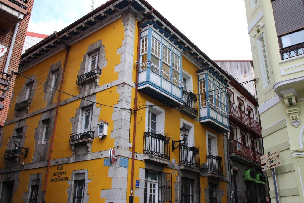 Casas de Bermeo