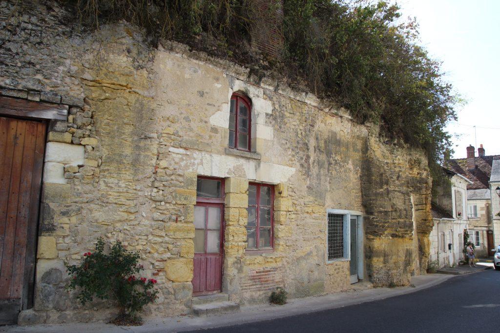 Casa troglodita en Montresor