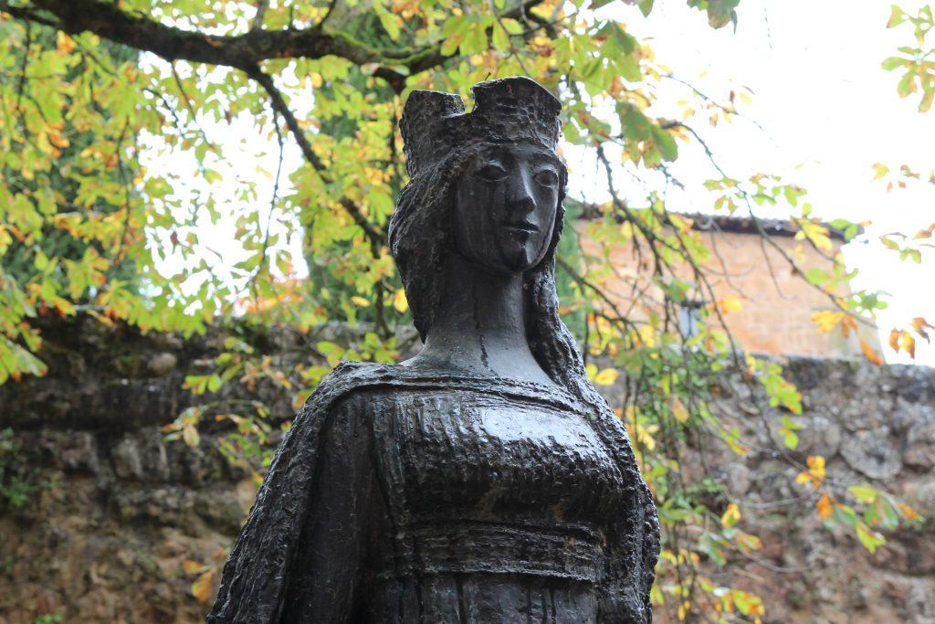 Princesa Kristina,Covarrubias