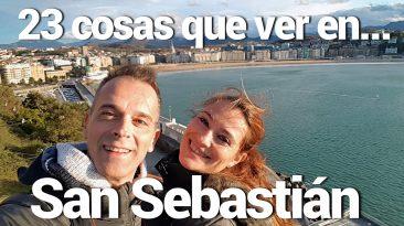 """""""3 cosas que ver en San Sebastián"""