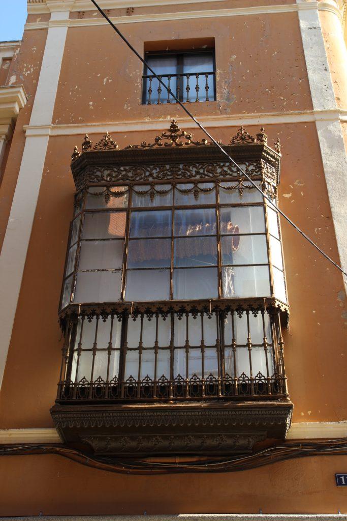 balcones zafra