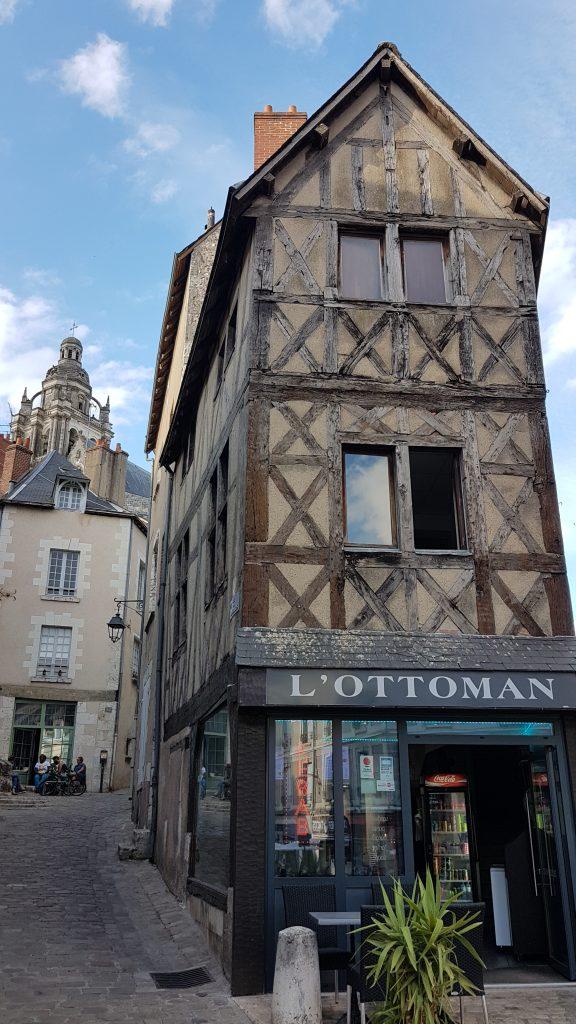 Casa del Otomano, Blois