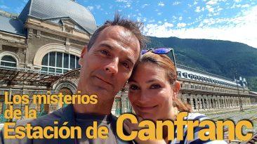 Los misterios de la estación de Canfranc