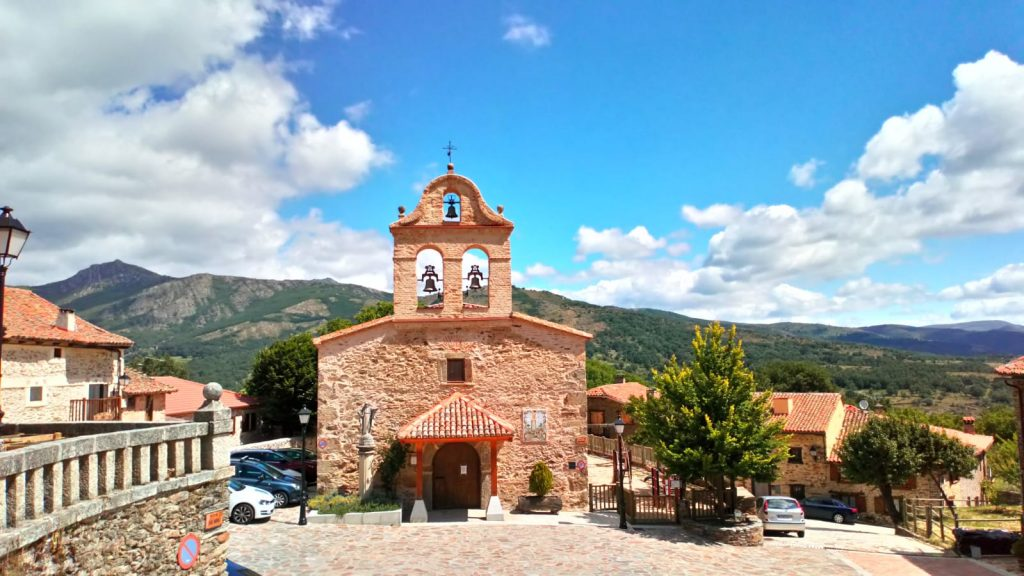 Iglesia de San Miguel, La Hiruela