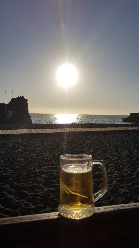 Playa Charco Verde en La Palma