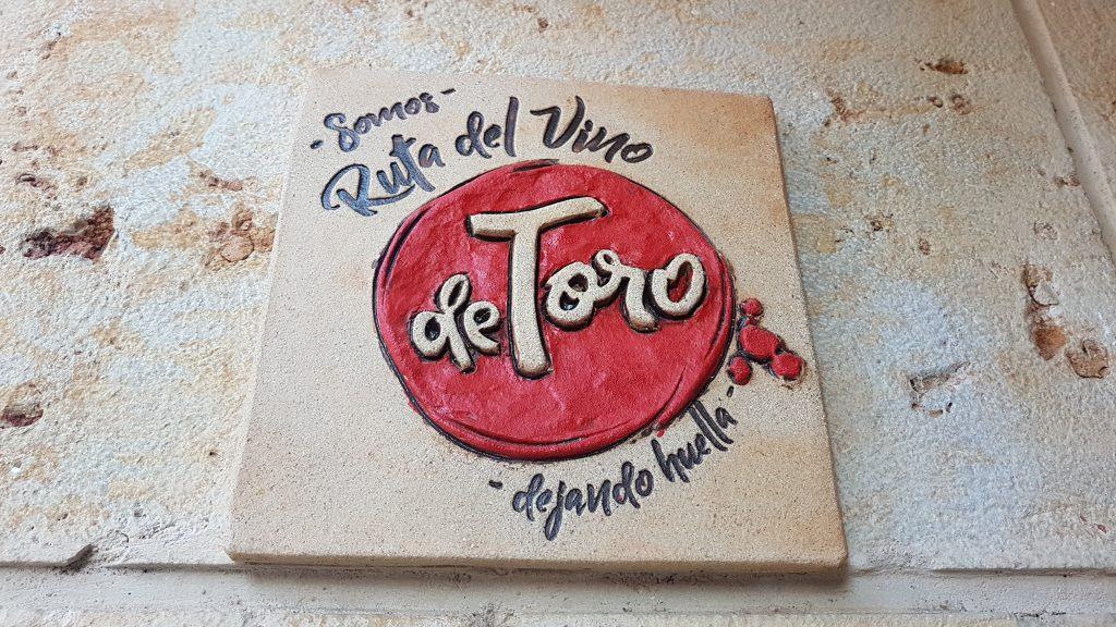 ruta vino Toro