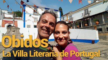 Obidos, pueblo bonito Portugal