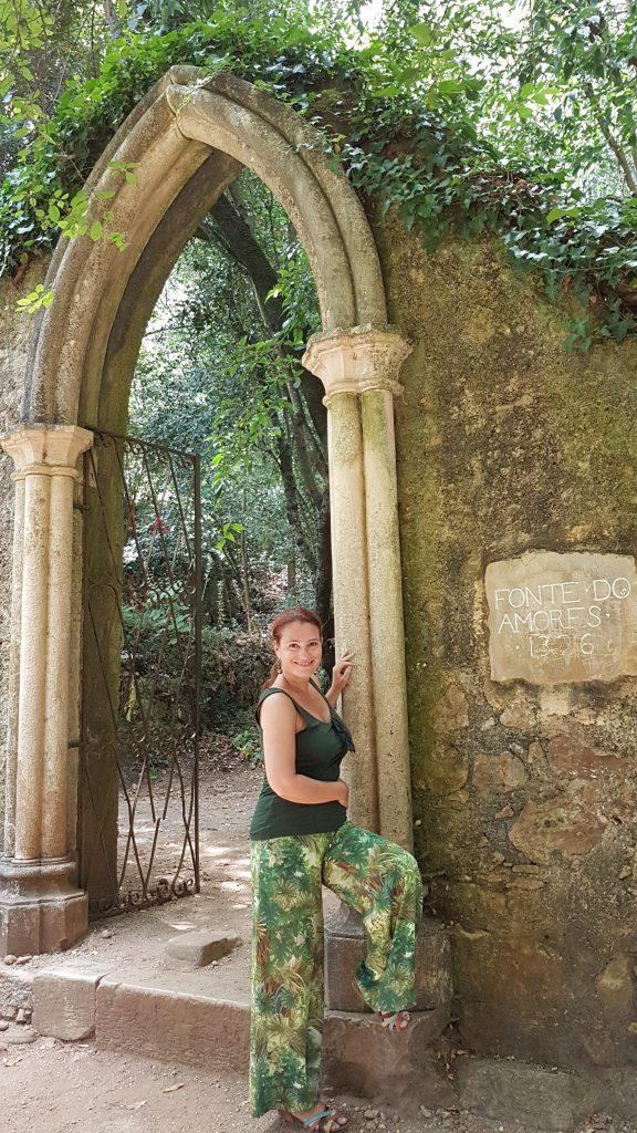 Jardin Quinta das Lagrimas
