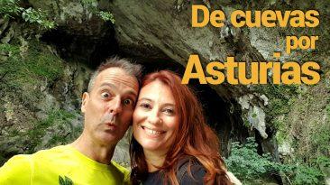 Cuevas en Asturias